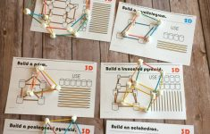 Marshmallow & Toothpick Geometry – Teach Beside Me   Printable Toothpick Puzzles