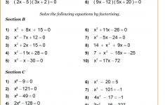 Math Puzzle Worksheets For 7Th Grade Antihrap Com 20 High School   Printable Math Puzzles For High School