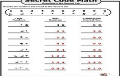 Math Puzzles Printable For Learning | Activity Shelter   Print Math Puzzle