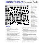 Math Puzzles Printable For Learning | Educative Puzzle For Kids   Printable Puzzles Middle School