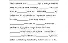 Math Worksheet: 2Nd Grade Science Worksheets Free Printable Easy   Printable Crossword Puzzle For 2Nd Graders