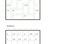 Mathdoku With Fraction (11 13 14) Soluton | Brainy Mathdoku | Fun   Printable Puzzles For Inmates