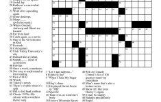 Matt Gaffney's Weekly Crossword Contest: March 2012   Printable Crossword Puzzles Wsj