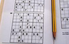 Medium Printable Sudoku Puzzles 6 Per Page – Book 1 – Free Sudoku   Printable Sudoku Puzzles 1 Per Page