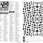 Mega! Crosswords Magazine   Lovatts Crosswords & Puzzles   Printable Lovatts Crosswords