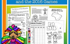 Mommy Maestra: Comprehensive Summer Games Unit & Free Printable   Printable Lexicon Puzzles