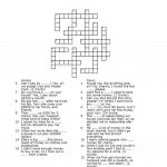 Money Crossword Puzzle Worksheet   Free Esl Printable Worksheets   Printable Money Crossword Puzzle