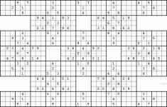 Monster Sudoku 16X16 | Www.topsimages | Printable Giant Sudoku   Printable Sudoku Puzzles 16X16 Free