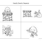 More Fun With Nursery Rhymes! | Literacy: Nursery Rhymes | Nursery   Printable Humpty Dumpty Puzzle