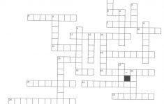 Mrs. White's 6Th Grade Math Blog: Translating Algebraic Expressions   Crossword Puzzle Printable 6Th Grade