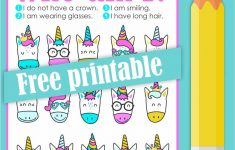 Mystery Unicorn Puzzle From Growingplay   Growing Play   Printable Unicorn Puzzle