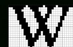 Nonogram   Wikipedia   Printable Hanjie Puzzle