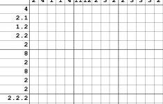 Nonograms   Printable Nonogram Puzzles