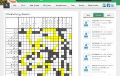 Number Puzzles | Portfolio Categories | Puzzle Baron   Printable Rosetta Puzzles