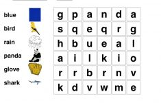 On The Images Below To Get To Printable Word Games For Your Students   Printable Word Puzzle For Kindergarten