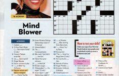 People Magazine Crossword Puzzles To Print | Puzzles In 2019   Star Magazine Crossword Puzzles Printable