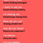 Pinmercedes Williams On That Filipino Buhay   Tagalog Words   Printable Crossword Puzzle Tagalog