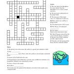 Planets Crossword Puzzle Worksheet   Pics About Space   Fun Science   Printable English Crossword Puzzles With Answers Pdf