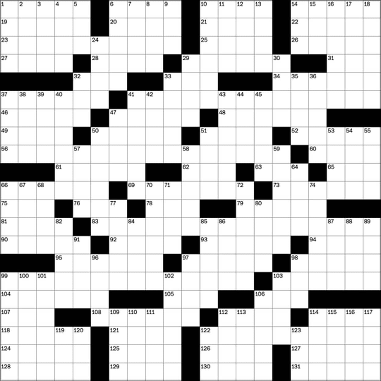 Play Free Crossword Puzzles From The Washington Post - The - Free Printable Crossword Puzzles Washington Post