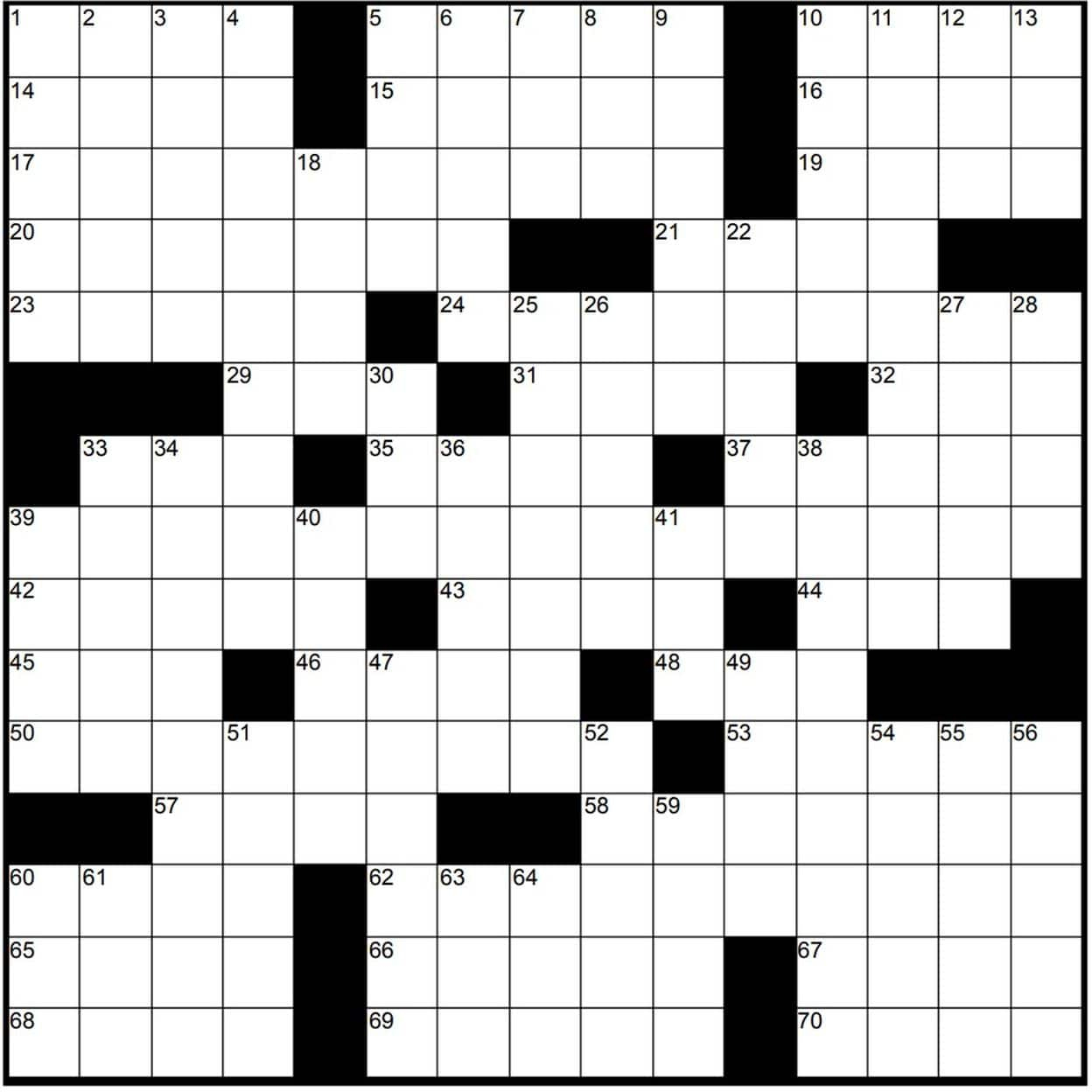 Play Free Crossword Puzzles From The Washington Post - The - Free Printable Washington Post Crossword Puzzles