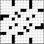 Play Free Crossword Puzzles From The Washington Post   The   Washington Post Crossword Puzzle Printable