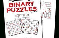 Print At Home Binary Puzzles – Kappa Puzzles   K Print Puzzle