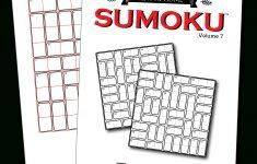 Print At Home Sumoku – Kappa Puzzles   Free Printable Variety Puzzles Adults