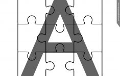 Printable Abc Puzzles   Printable Letter Puzzle