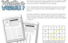 Printable Boggle Puzzles   Great For Word Work, Early Finishers   Printable Boggle Puzzles