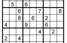 Printable Chain Sudoku Puzzles   Printable Sudoku Free   Printable Sudoku Puzzles Easy #2