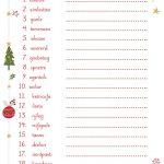 Printable Christmas Word Scramble | Christmas Ideas | Printable   Christmas Puzzles Printable Uk