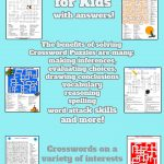 Printable Crossword Puzzles For Kids | My Classroom | Printable   Printable Variety Puzzles