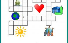 Printable Crossword Puzzles Kids | Crossword Puzzles On Earth   Printable Crossword Puzzles For Grade 1