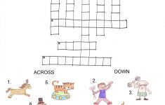 Printable Crosswords Puzzles Kids   Activity Shelter   Horse Crossword Puzzle Printable