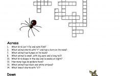 Printable Crosswords Puzzles Kids | Activity Shelter   Printable Crossword Animal