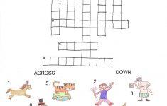 Printable Crosswords Puzzles Kids   Activity Shelter   Printable Crossword Puzzles Horses