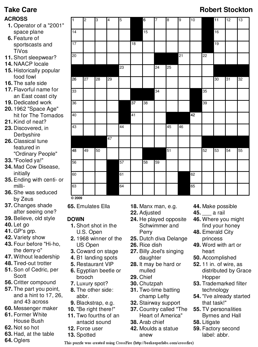 Printable Easy Sports Crossword Puzzles | Download Them Or Print - Printable Crossword Worksheets