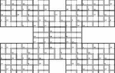 Printable Giant Sudoku Puzzles   Printable Sudoku Free   Printable Giant Puzzle