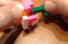 Printable Interlocking Puzzle #2   Youtube   Printable Burr Puzzle