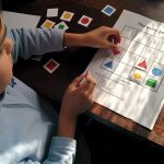 Printable Latin Square Puzzle | Dr Mike's Math Games For Kids   Printable Square Puzzle