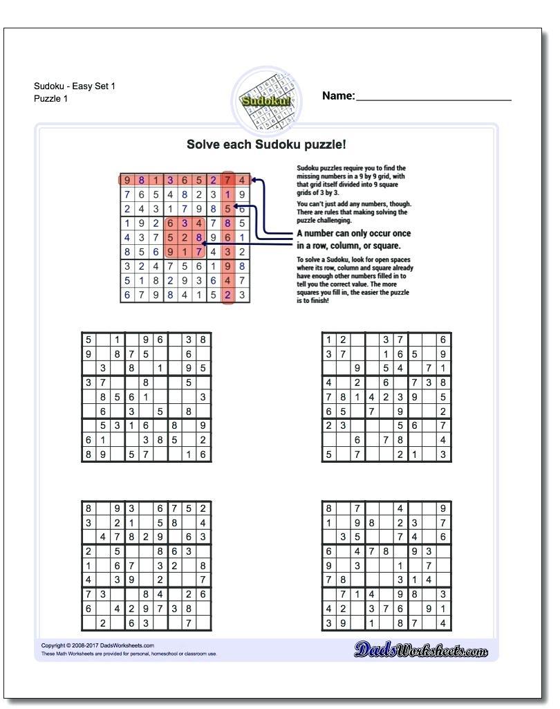 Printable Logic Puzzle – Myheartbeats.club - Printable Logic Puzzles Easy