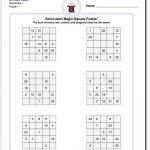 Printable Logic Puzzles The Printable Logic Puzzles On This Page Are   Printable Square Puzzle