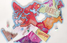 Printable Map Of Canada Puzzle | Play | Cbc Parents   Printable Puzzle Map Of Canada