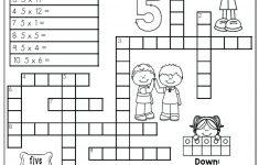 Printable Math Puzzles 5Th Grade Maths Ksheets Middle School Pdf Fun   Printable Puzzles Ks3