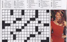 Printable People Magazine Crossword Puzz   Printable People Crossword Puzzles