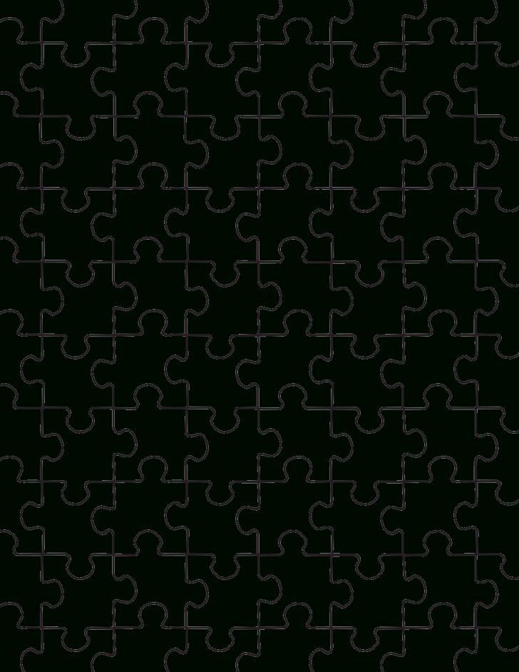 Printable Puzzle Jigsaw