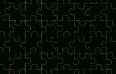 Printable Puzzle Pieces Template | Lovetoknow   Printable Jigsaw Puzzle Pdf
