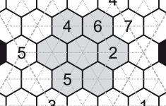 Printable Puzzles   Portfolio Categories   Puzzle Baron   Printable Star Puzzle