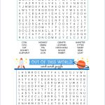 Printable Puzzles To Keep Your Kids Busy   Savvy Nana   Printable Zebra Puzzles