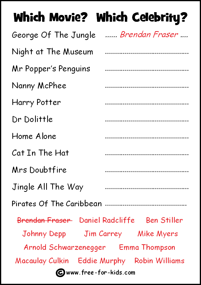 Printable Quizzes For Adults Puzzles For Seniors Printable Printable - Printable Trivia Puzzles